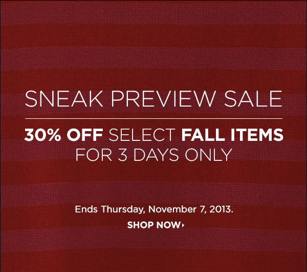 20131105_email_3daysale_01